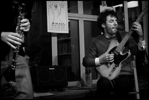 1402090284 - Francesco Bearzatti Federic Casagrande - Sunday jazz loft