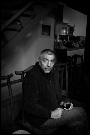 Georges Kiosseff - journaliste, producteur, réalisateur, bloggeur et responsable de la République du Jazz