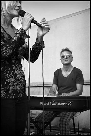 Victoria Rummler et Nico Morelli