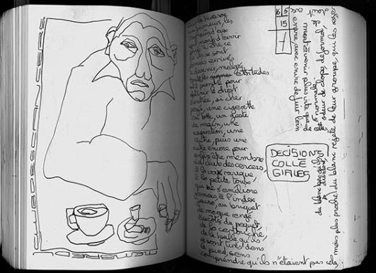 CAHIER - Texte poétique001