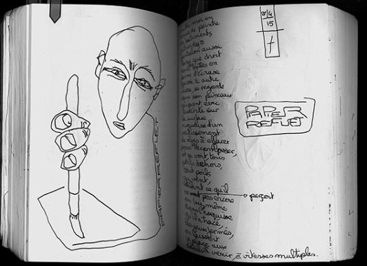 CAHIER - Texte poétique003